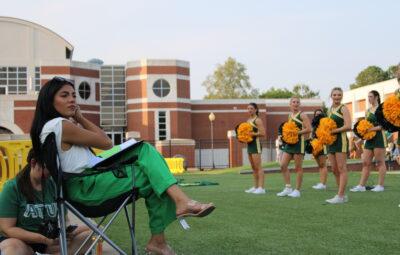 Jasmine Bruce, the New ATU Cheer Coach