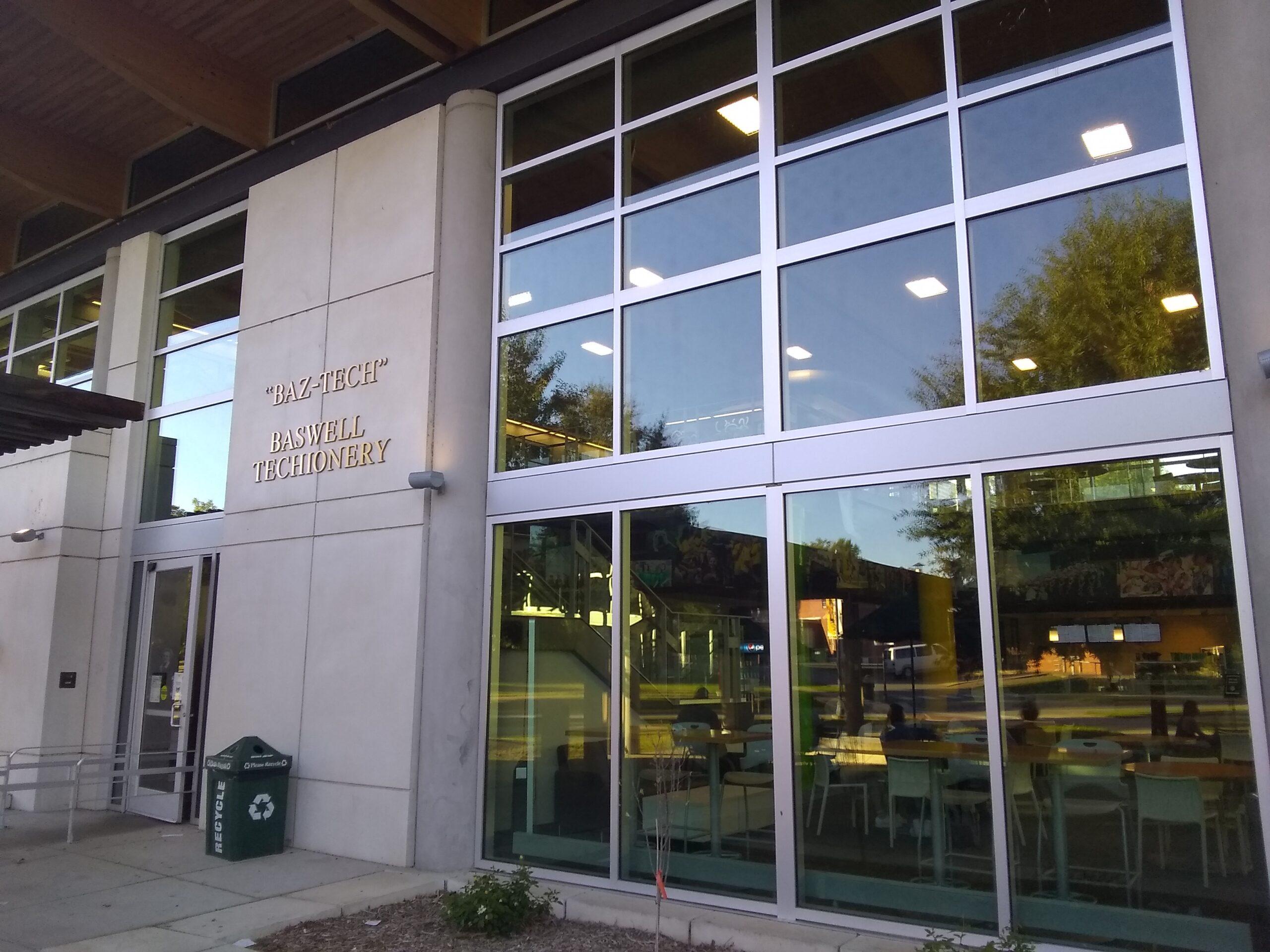 BazTech Entrance