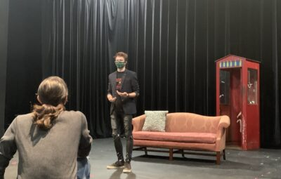ATU Theatre 'Three Viewings'