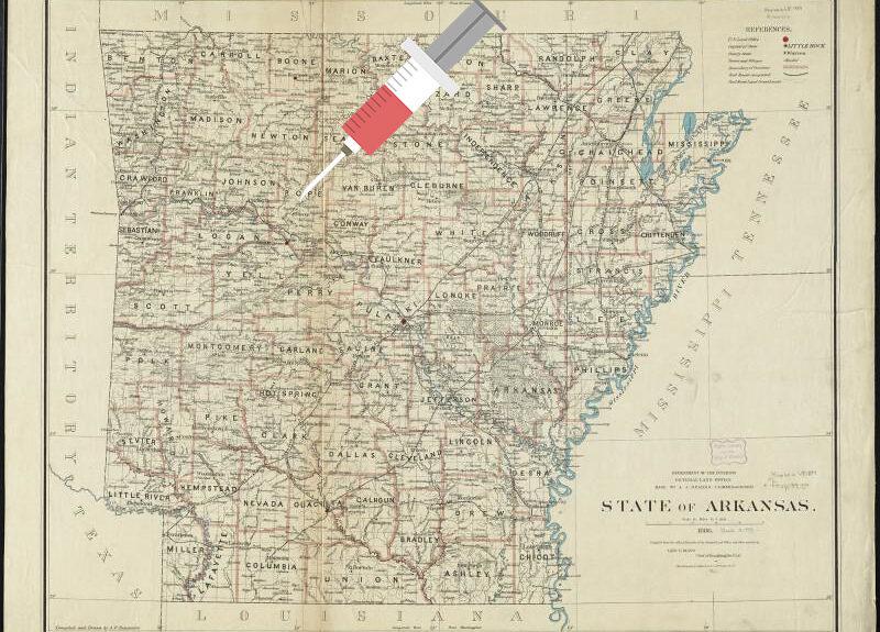Arkansas and a Vaccine