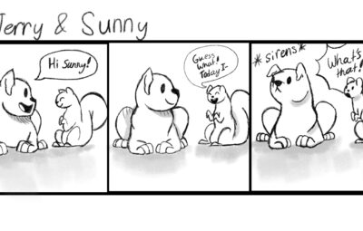 Adventures of Jerry & Sunny 09/23/2021