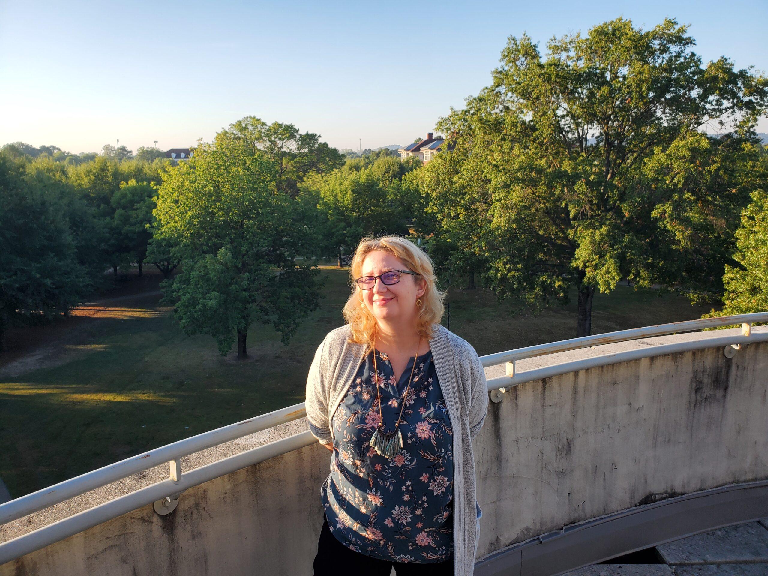 Angela Black, Technical Service Librarian