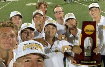 ATU Wonder Boys Golf Team Victory