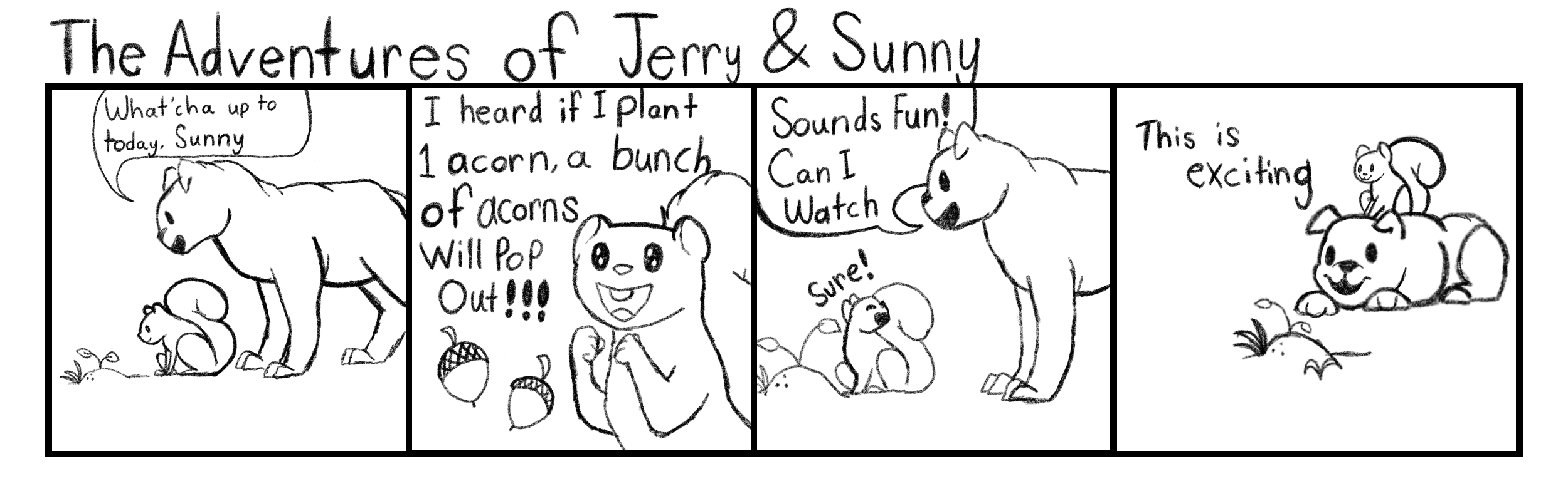 Adventures of Jerry & Sunny 09/30/2021