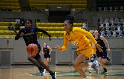 Ashlei Lopez Golden Suns Basketball 2021