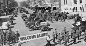 Homecoming 1934